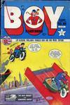 Cover for Boy Comics (Lev Gleason, 1942 series) #69