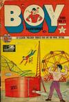 Cover for Boy Comics (Lev Gleason, 1942 series) #71