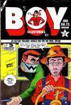 Cover for Boy Comics (Lev Gleason, 1942 series) #73