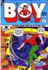 Cover for Boy Comics (Lev Gleason, 1942 series) #75
