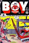 Cover for Boy Comics (Lev Gleason, 1942 series) #79