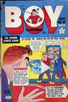 Cover for Boy Comics (Lev Gleason, 1942 series) #81
