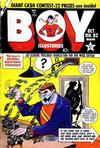 Cover for Boy Comics (Lev Gleason, 1942 series) #82
