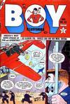 Cover for Boy Comics (Lev Gleason, 1942 series) #83