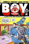 Cover for Boy Comics (Lev Gleason, 1942 series) #85