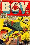 Cover for Boy Comics (Lev Gleason, 1942 series) #86