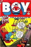 Cover for Boy Comics (Lev Gleason, 1942 series) #89