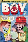 Cover for Boy Comics (Lev Gleason, 1942 series) #90