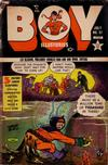 Cover for Boy Comics (Lev Gleason, 1942 series) #91