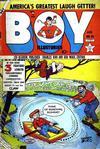 Cover for Boy Comics (Lev Gleason, 1942 series) #92