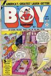 Cover for Boy Comics (Lev Gleason, 1942 series) #93