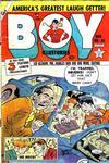 Cover for Boy Comics (Lev Gleason, 1942 series) #95