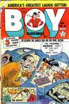 Cover for Boy Comics (Lev Gleason, 1942 series) #95
