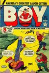 Cover for Boy Comics (Lev Gleason, 1942 series) #96