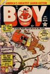 Cover for Boy Comics (Lev Gleason, 1942 series) #97