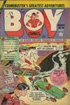 Cover for Boy Comics (Lev Gleason, 1942 series) #99