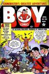 Cover for Boy Comics (Lev Gleason, 1942 series) #100