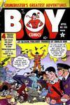 Cover for Boy Comics (Lev Gleason, 1942 series) #100