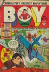 Cover for Boy Comics (Lev Gleason, 1942 series) #101