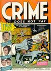 Cover for Crime Does Not Pay (Lev Gleason, 1942 series) #22