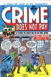 Cover for Crime Does Not Pay (Lev Gleason, 1942 series) #68