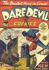 Cover for Daredevil Comics (Lev Gleason, 1941 series) #2