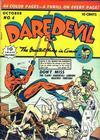 Cover for Daredevil Comics (Lev Gleason, 1941 series) #4