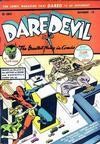 Cover for Daredevil Comics (Lev Gleason, 1941 series) #5