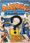 Cover for Daredevil Comics (Lev Gleason, 1941 series) #7 (6)