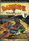 Cover for Daredevil Comics (Lev Gleason, 1941 series) #9