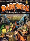 Cover for Daredevil Comics (Lev Gleason, 1941 series) #11