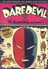 Cover for Daredevil Comics (Lev Gleason, 1941 series) #14