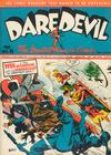 Cover for Daredevil Comics (Lev Gleason, 1941 series) #15