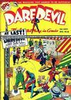 Cover for Daredevil Comics (Lev Gleason, 1941 series) #18