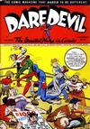 Cover for Daredevil Comics (Lev Gleason, 1941 series) #20