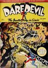 Cover for Daredevil Comics (Lev Gleason, 1941 series) #21