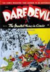 Cover for Daredevil Comics (Lev Gleason, 1941 series) #29