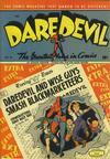 Cover for Daredevil Comics (Lev Gleason, 1941 series) #32