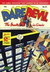 Cover for Daredevil Comics (Lev Gleason, 1941 series) #33
