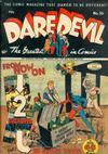Cover for Daredevil Comics (Lev Gleason, 1941 series) #35