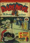 Cover for Daredevil Comics (Lev Gleason, 1941 series) #38
