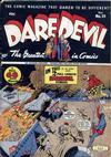 Cover for Daredevil Comics (Lev Gleason, 1941 series) #39