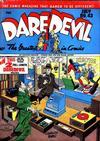 Cover for Daredevil Comics (Lev Gleason, 1941 series) #43