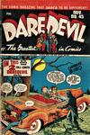 Cover for Daredevil Comics (Lev Gleason, 1941 series) #45