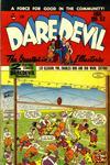 Cover for Daredevil Comics (Lev Gleason, 1941 series) #52