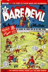 Cover for Daredevil Comics (Lev Gleason, 1941 series) #58