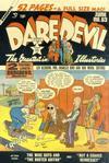 Cover for Daredevil Comics (Lev Gleason, 1941 series) #63