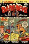 Cover for Daredevil Comics (Lev Gleason, 1941 series) #68