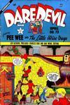 Cover for Daredevil Comics (Lev Gleason, 1941 series) #73