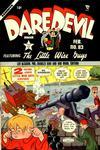 Cover for Daredevil Comics (Lev Gleason, 1941 series) #83